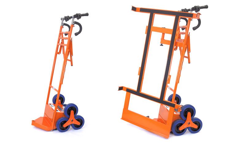 Diable Monte-Escalier électrique-super-rd-158-tb
