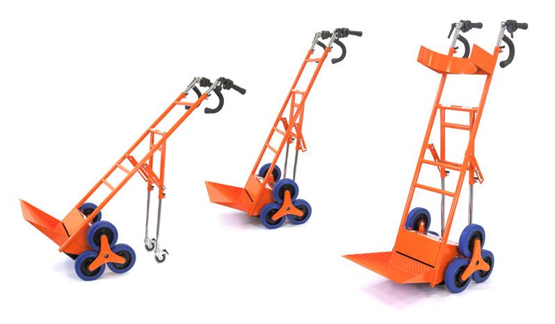 Diable Monte-Escalier électrique-super-rd-158-bm