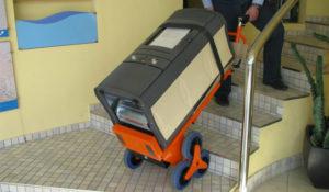 Diable Monte-Escalier électrique rd-120-ssn-test-04