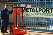 Diable Monte-Escalier électrique metalport